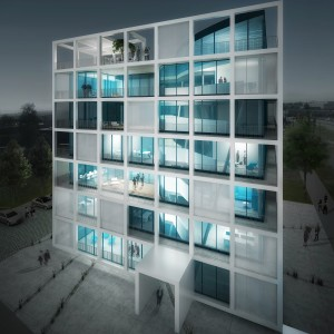 C&P HEAD OFFICE GRAZ