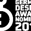 Nomination for German Design Awards 2018