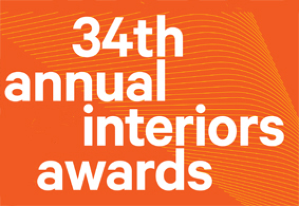 34th annual interiors awards