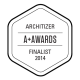 2nd Annual Architizer A+ Awards 2014