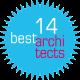 best architects  2014