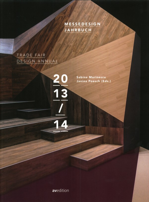 Trade fair design annual 2013/14