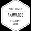 Architizer A+Awards 2016
