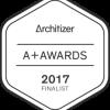 Architizer A+Awards 2017 Finalist