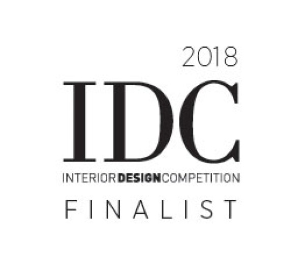 IIDA 45th ANNUAL INTERIOR DESIGN COMPETITION FINALIST