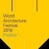WORLD ARCHITECTURE FESTIVAL AWARD