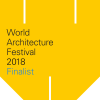 FINALIST AT WORLD ARCHITECTURE FESTIVAL AWARDS