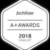 FINALIST ARCHITIZER A+AWARDS 2018