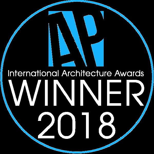 INTERNATIONAL ARCHITECTURE AWARD 2018 WINNER