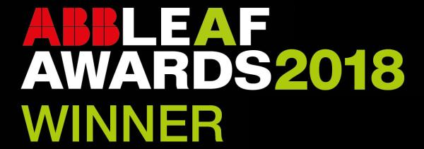 ABB LEAF AWARDS WINNER