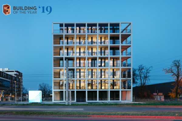 ARCHDAILY'S BUILDING OF THE YEAR 2019