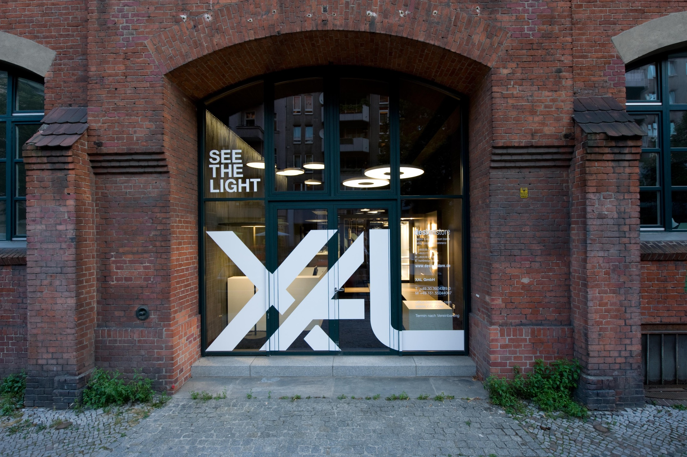 XAL SHOWROOM BERLIN