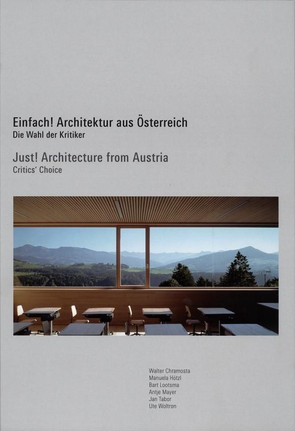 Einfach! Architektur aus Österreich
