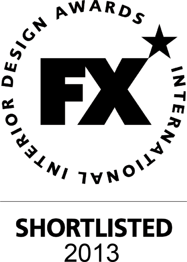 FX International Interior Design Award 2013