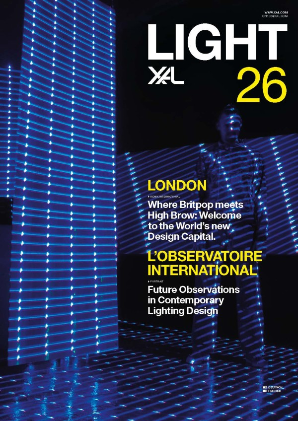 LIGHT Magazine 26 by XAL