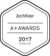Archititzer A+Awards 2017 Finalist