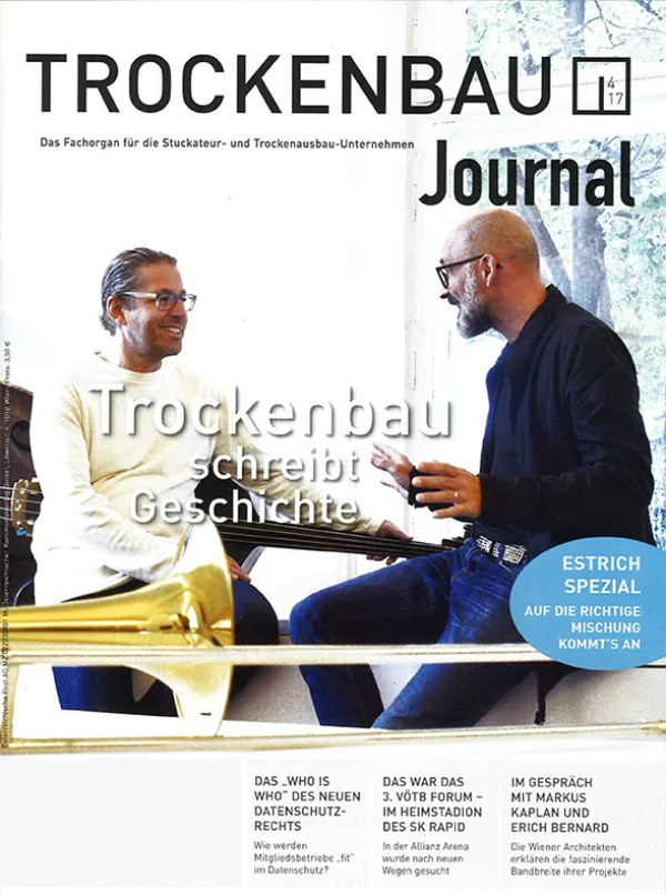 Trockenbau Journal