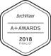 ARCHITIZER A+ AWARDS 2018 FINALIST