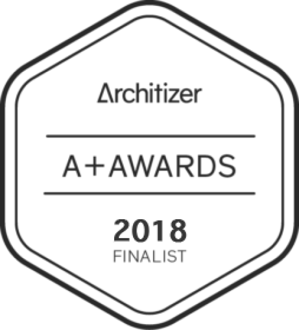 FINALIST ARCHITIZER A+AWARDS 2018