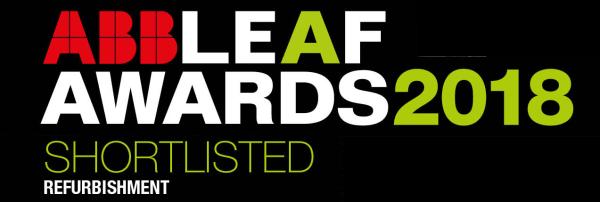 FINALIST ABB LEAF AWARDS 2018