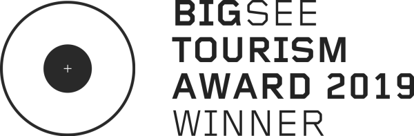 WINNER AT BIG SEE TOURISM AWARD 2019