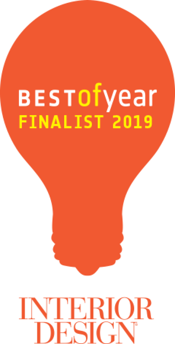 FINALIST AT BEST OF YEAR 2019 AWARDS