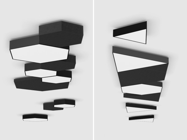 13&9 DEVELOPS TOGETHER WITH XAL MODULAR LIGHT AND ACOUSTIC SYSTEM