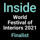 INSIDE Awards – World Festival of Interiors Finalist 2021